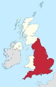 「イングランド王国 地図」の画像検索結果