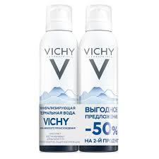 <b>Vichy Термальная вода</b> Spa Mineralisante 2 шт. 2 шт. — купить по ...