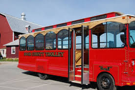 Image result for door county trolley tours