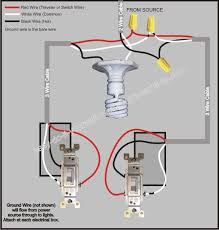 top 25 best electrical wiring diagram ideas on pinterest Electric Car Wiring Diagram Switches 3 way switch wiring diagram! for more great home improvement tips visit electrical Basic Car Wiring Diagram