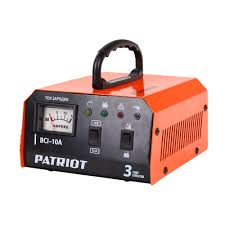Зарядное <b>устройство PATRIOT BCI-10A</b> – купить в Москве, цена 1 ...