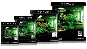 <b>Аквариум DENNERLE NANOCUBE BASIS</b> STYLE LED M 30 литров