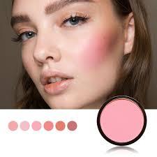 <b>FOCALLURE</b> 6 Colors <b>Blush</b> Makeup Cosmetic Natural Pressed ...
