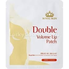 <b>Патч для груди</b> Royal Skin Double Volume Up Patch 6 отзывов
