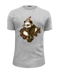 Футболка Wearcraft Premium Slim Fit <b>Panda Girl</b> #1115654 от ...