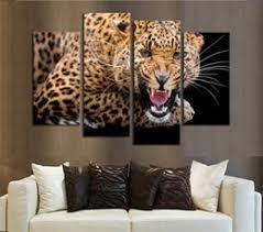 Leopard Art Painting for Sale