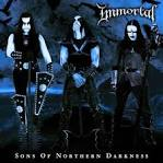 Sons of Northern Darkness album by Immortal