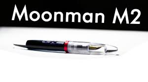 <b>Moonman M2</b> Eyedropper <b>Fountain</b> Pen Review - YouTube