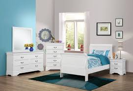 elegant coaster 204691t s4 louis philippe white 4 pcs twin bedroom set for twin bedroom sets ashley leo twin bedroom set
