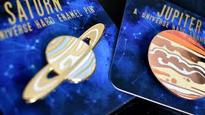 Universe <b>Pins</b> by J. Kiakas — Kickstarter