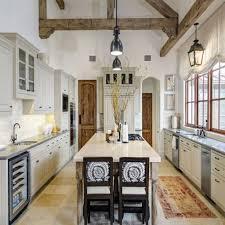 Rustic Farmhouse Kitchens Kitchen White Traditional Kitchen Cabinets Plus Concrete