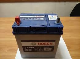 Обзор от покупателя на Аккумулятор <b>BOSCH</b> S4 019 Silver 540 ...