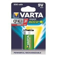 Аккумулятор <b>VARTA Крона</b> Power Accu <b>6F22</b> 9V 200m ...