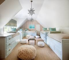 attic bedroom remodel charming attic room decoration with bunk beds using cream fitted sheets on bedroom home amazing attic ideas charming