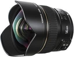 Объектив <b>Yongnuo 14mm F2.8 для</b> Nikon купить в Москве: цена ...