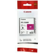 Купить <b>Картридж</b> струйный <b>Canon PFI</b>-<b>104M</b> (<b>3631B001</b> ...