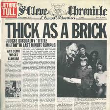 <b>JETHRO TULL Thick</b> As A Brick reviews