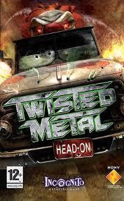 Twisted <b>Metal</b>: <b>Head</b>-On - Wikipedia
