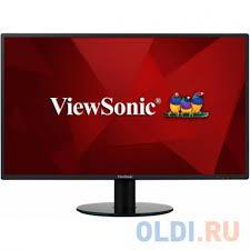 "<b>Монитор 27</b>"" <b>ViewSonic VA2719-2K-SMHD</b> Black — купить по ..."