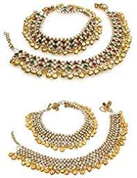 <b>Anklets for Women</b>: Buy <b>Anklets for Women</b> Online at Best Prices in ...