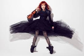 <b>Lindsey Stirling</b> is '<b>Brave</b> Enough' to leave her comfort zone ...
