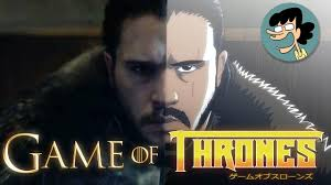 IF <b>GAME OF THRONES</b> WAS AN <b>ANIME</b> - MALEC - YouTube