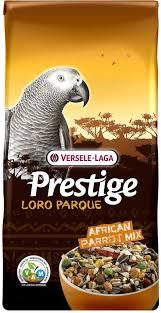 "<b>Корм Versele</b>-<b>Laga</b> ""<b>Prestige</b> Premium African Parrot <b>Loro</b> Parque ..."