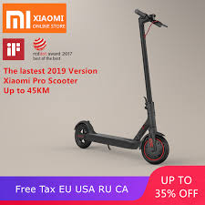 2019 new <b>original Xiaomi</b> mijia <b>M365</b>/Pro mi adult electric scooter ...