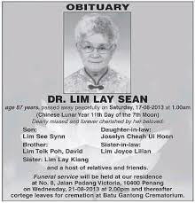 Dr. Lim Lay Sean - LimLaySean