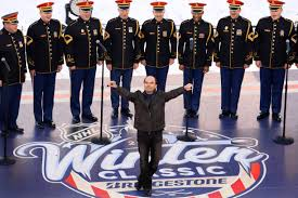 u s department of defense photo essay nhl honors troops during winter classic
