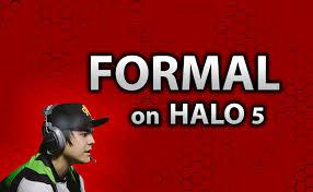 optic formal on halo  optic formal on halo 5