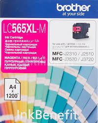 Купить <b>Картридж BROTHER LC565XLM</b>, пурпурный в интернет ...