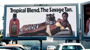 tia la manipulation de panneaux d affichage avant photoshop dans truth in advertising 1980 billboards 8 1