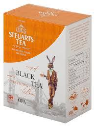 <b>Black Tea</b> OPA 250 гр. STEUARTS 10863381 в интернет ...