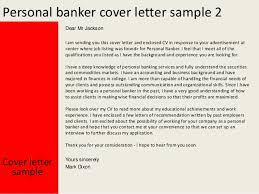 personal banker cover letteryours sincerely mark dixon cover letter sample