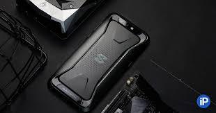 У меня новый игровой смартфон <b>Black Shark</b> от <b>Xiaomi</b>. Твой ...