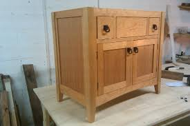 arts crafts bathroom vanity: arts crafts vanity craftsman style bathroom furniture design ideas