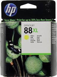 <b>Картридж HP 88XL</b>, желтый, для струйного принтера — купить в ...