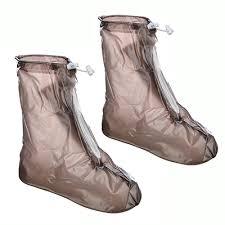 INBLOOM <b>Чехлы</b> водонепроницаемые <b>для обуви</b>, на молнии ...
