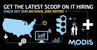 jobs report tech industry starts strong modis