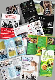 5 powerful adobe indesign brochures templates by elegantflyer