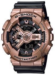 Наручные <b>часы CASIO GA</b>-<b>110GD</b>-<b>9B2</b> — купить по выгодной ...