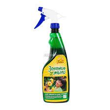 Средство защиты растений <b>Зеленое мыло</b> 700 мл - купите по ...
