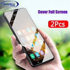 2pcs full tempered glass for oneplus 6 6t 7 screen protector 2 5d anti blue tempered glass one plus 6t