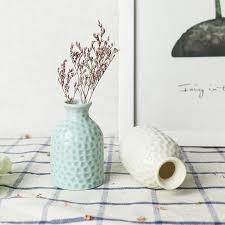 <b>Ваза</b> для цветов, керамическая, тонкая, офисная, настольная ...