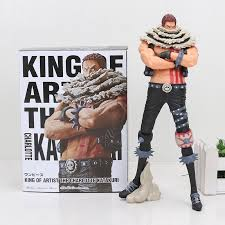 Action Figure <b>Anime One Piece</b> King Of Artist <b>koa</b> Charlotte   Shopee ...