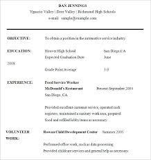 high school resume no work experience resume for high school    sample high school student resume word   resume for high school student sample job