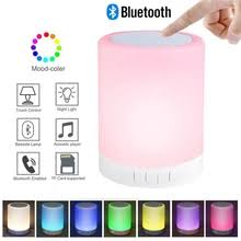 touch <b>smart led night light</b> with bluetooth speaker reviews – Online ...