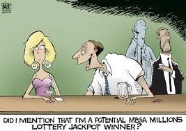 Mega Millions Cartoons via Relatably.com