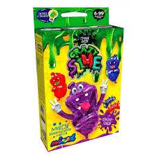 <b>Danko</b> Toys Crazy Slime Создай 2 Флуоресцентных Слайма ...